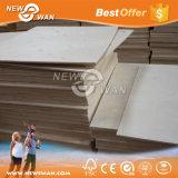 Le peuplier de contreplaqué de noyau commercial / LVL Prix de contreplaqué pour le mobilier de l'emballage