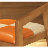 Горячая продажа уникальных и удобной деревянной обеденный стул (CH636)