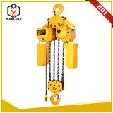 10t 5m matériaux lourds de levage de l'utilisation bloc de chaîne