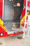 사격 통제 장비 비상사태 트럭 안 부속 수평한 깔판