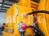 machine de pompage de mélange de béton mobile de moteur diesel de 8m3/H Yanmar