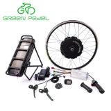 Greenpedel 48V 1000W электрический двигатель ступицы Gearless велосипеда комплект для переоборудования
