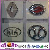 Lettre de base acrylique de la Manche de l'acier inoxydable 3D