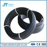 Tubo plástico del HDPE PE100 para el abastecimiento de agua