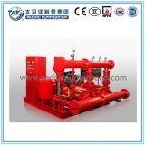 Motor Diesel de alta presión paquetes bomba contra incendios