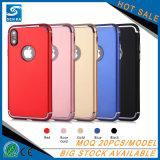 Nueva caja del teléfono de Eletroplating del surtidor de China de la innovación para Huawei P9 Lite
