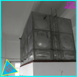 Quadratisches Edelstahl-Wasserreservoir-Becken