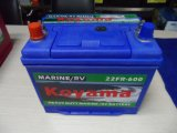 22Fr-600 12V 60Ah CCA600 Batterie Marine