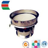 Em aço inoxidável de alta freqüência de vibração para o filtro de óleo e água do leite