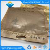 Sacchetto di plastica su ordinazione del di alluminio della serratura della chiusura lampo dell'imballaggio della biancheria intima