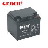 batería da alta temperatura de las telecomunicaciones de la batería solar de la batería de la batería EPS de la UPS de la batería de plomo de 12V 38ah