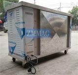 Motor da engrenagem do forno do Rotisserie do gás da moeda de um centavo de Henny da máquina da galinha (ZMJ-3LE)