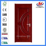 Селитебное цена двери Veneer Sapele нутряных дверей (JHK-014)