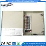 12VDC 5A 9 Kanal erstklassige CCTV-Kamera Gleichstrom-Versorgung (12VDC5A9PN)