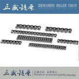 Стандарт ANSI легированная сталь роликовая цепь двусторонней печати