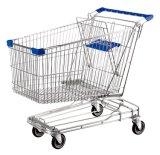Chariots de poussée d'achats de grande capacité