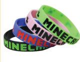 Braccialetto su ordinazione /Wristband del silicone di marchio per i regali di promozione