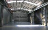 El peso de la luz de almacén de Pórtico de las estructuras de acero