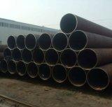 Riga tubo del tubo, tubo nero dell'acciaio senza giunte di api 5L del tubo del liquido LSAW dell'acqua