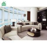 Mobília frouxa moderna feita sob encomenda, cadeiras contemporâneas da sala de estar da tela/sofá
