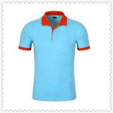 Mann-unbelegte Polo-Golf-Hemden