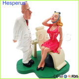 이 수공예 치과의사 선물 수지 기술 비치하는 약품