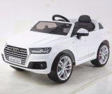 2017 самых лучших продавая малышей лицензировали езду на игрушке Audi Q7 автомобиля