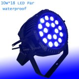 18ПК*15Вт светодиод RGBWA PAR лампа для использования вне помещений этап лампа