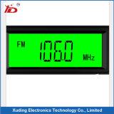 Instrument LCD-Bildschirmanzeige mit Zeichen-Negativ