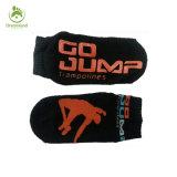 Melhor Venda trampolim antiderrapagem unissexo meias com padrões de borracha em stock