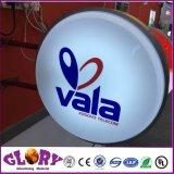 Знак светлой коробки напольного вакуума Thermoformed рекламируя