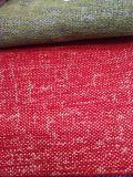 Prodotto tinto intessuto sofà 100% della presidenza della tessile della famiglia della tappezzeria del tessuto del poliestere