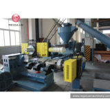 De Plastic Korrels die van pp PE van de Machine de Machine van het Recycling van de Film maken
