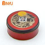 Runde Biskuit-Zinn-Lieferanten in China mit Soem-Service