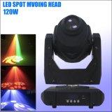 120W LED Gobo-bewegliches Hauptstadiums-Licht