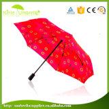 Материал Shenzhen высокого качества для складывая зонтика