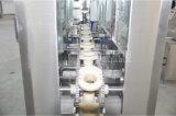 macchina di rifornimento pura dell'acqua di 100bph 5gallon (capsulatrice del riempitore della rondella del barilotto)