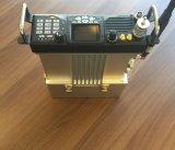 AES-256暗号化を用いる軍隊/軍隊のための30-88MHz/50Wの軍用車のカーラジオ
