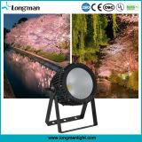 indicatore luminoso di inondazione esterno di illuminazione LED della PANNOCCHIA IP65 di 100W Acw
