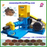 Máquina de granulação granuladora de pellets de alimentação de peixes húmidos da China