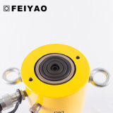 Type hydraulique cylindre hydraulique double cric hydraulique temporaire de plongeur de pièces