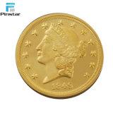 金張り顧客用3D 2ユーロの硬貨のレプリカ