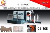 자동 장전식 Die-Cutting 및 주름잡는 기계 My1200