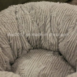Small Pet nest Luxury Plush Dog Cat Bed for winters