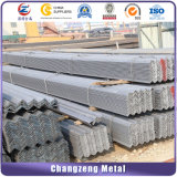 Ss400 L Barra de acero de carbono de ángulo (CZ-A102)