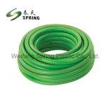 Reforçado em nylon de PVC de alta pressão do tubo de borracha de água