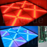 disco Wholsale DMX Dance Floor do diodo emissor de luz de 720PCS RGB