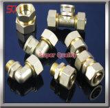 Haut de la qualité des pièces en laiton Tour CNC