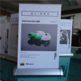 A publicidade de Guangzhou4 Suporte de Banner em sua bancada Mini Mesa de suporte de rolo