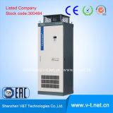 Tapa de V&T V5-H que vende torque variable de 315kw 400V/el mecanismo impulsor ligero de la CA de la aplicación de la carga